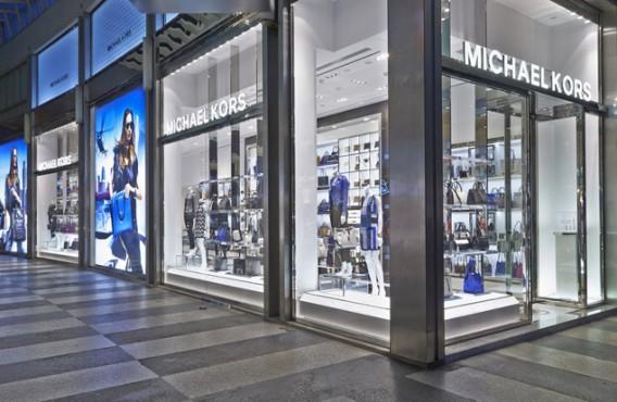 Michael Kors Flagship Store Milan On Corso Venezia
