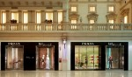 Prada store in Doha at Villaggio Mall