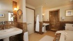 The Stafford Hotel by Kempinski - newly renovated bathroom