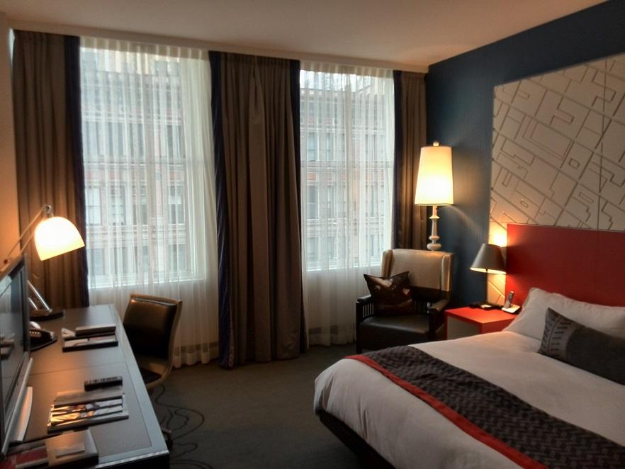 W Hotel Union Sq New York Renovated Cool Corner Suite 1 CPP LUXURY