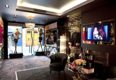 Agent Provocateur open two stores in Paris