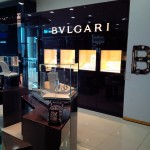Bulgari mono-brand space at Bogota, El Dorado International Airport