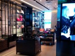 Burberry boutique at Bogota, El Dorado International Airport