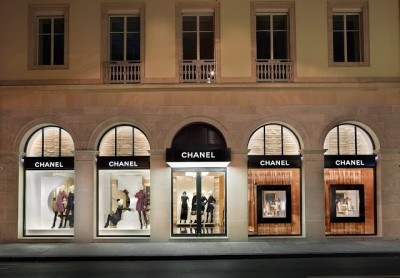 Chanel opens new flagship store in Geneva, Switzerland