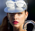 Courrèges sunglasses and cap in Antidote Magazine, July 2013