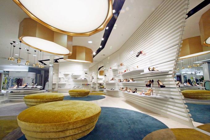 louboutin amsterdam store