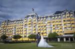 Stephanie & Giulio Wedding at Le Montreux Palace Fairmont