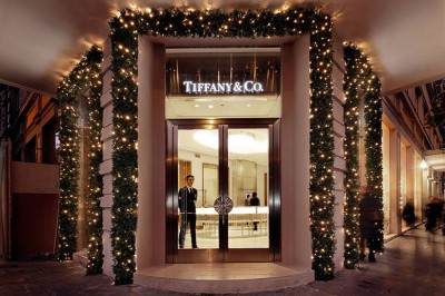 Tiffany & Co opens second store in Rome, Italy