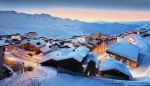 Val Thorens, French Alps