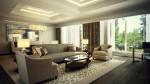 Waldorf Astoria Dubai Palm Jumeirah - Executive Suite Living Room