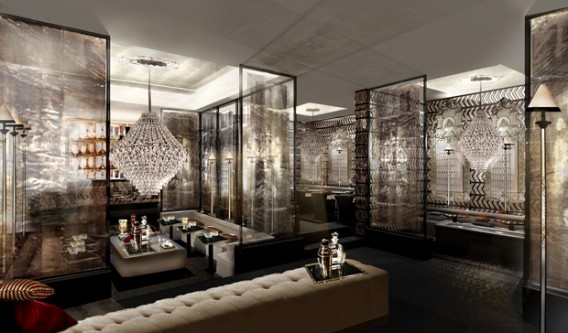Luxury Hotels in New York: Baccarat Hotels to Open soon Baccarat Hotel Rabat Morocco 568x333
