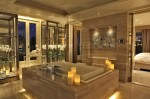 Bathroom of Penthouse Suite at Four Seasons George V, Paris