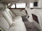 Bentley Mulsanne Birkin limited edition - interior