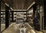 Berluti flagship store in Milan on Via Sant'Andrea