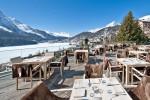 CARLTON Hotel St Moritz - Terrace