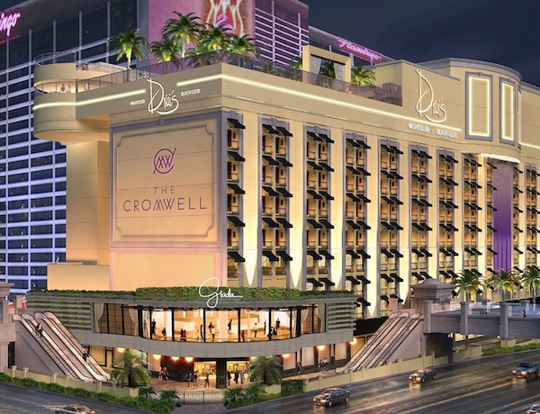 The Cromwell Las Vegas Latest Luxury Hotel Opens Febuary 2017 Cpp