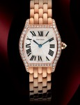 Cartier Tortue Small Gold 2014 SIHH