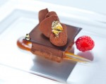 Exquisite Pastry at Four Seasons Gresham Palace, Budapest