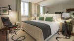 Four Seasons Hotel Milan, newly renovated Fashion Suite - bedroom