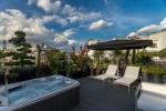 Le Felicien Hotel Paris by Olivier Lapidus - Suite 602 Sky Floor