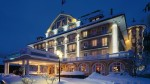 Le Grand Bellevue Hotel, Gstaad