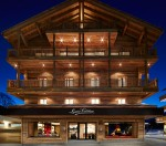 Louis Vuitton store in Crans-Montana