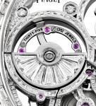 Piaget Emperador Coussin Tourbillon Diamond-Set Automatic Skeleton