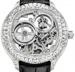 Piaget Emperador Coussin Tourbillon Diamond-Set Automatic Skeleton, SIHH 2014