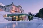 Grand Hotel Kronenhof, Pontresina - Spa
