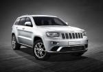 2014 Jeep Grand Cherokee, 2014 Geneva Motor Show