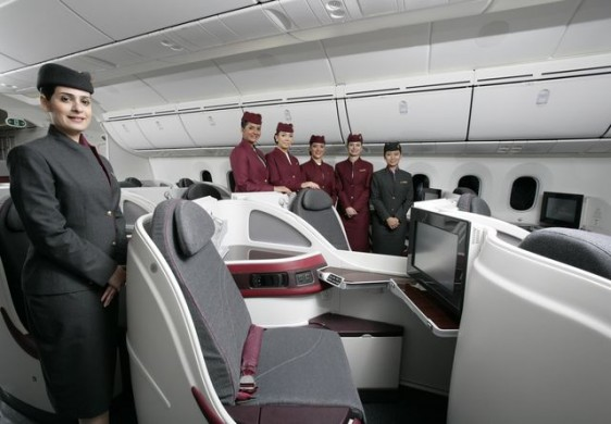 Fashion week 2017 istanbul - Qatar Airways To Launch All Premium Business Class From