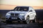 BMW X3 at 2014 Geneva Motor Show