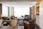 InterContinental Hotel Geneva, Presidential Suite - living room