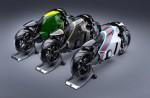 Lotus C01 Motorcyle range