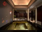 Park Hyatt Vendome Paris, Spa displaying digital art