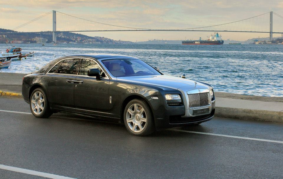 Rolls Royce Motor Cars Opens New Showroom In Istanbul Cpp Luxury