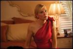 Cate Blanchett wearing a Valentino dress in the 'Blue Jasmine' movie