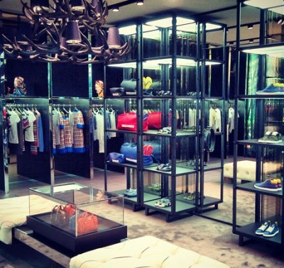 Dsquared2 opens first store in Moscow at Barvikha Luxury Village