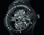 Hublot new Classic Fusion Tourbillon Skull, 2014 Baselworld