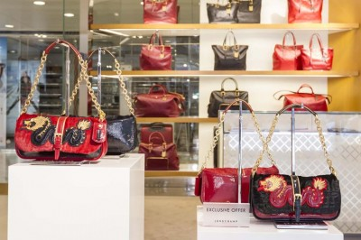 Longchamp rides the 'affordable wave' and steps up expansion in China