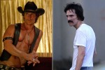 Matthew McConaughey's transformation in Dallas Buyers Club movie