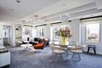 The Row Hotel, New York City NY - lounge