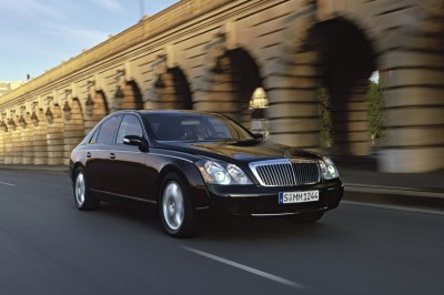 Daimler to relaunch Maybach