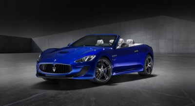 Maserati unveils Centennial models at 2014 New York Motor Show