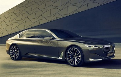 BMW debuts its Vision Future Luxury Concept at Beijing Motor Show 2014