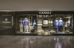 Canali new store in Hong Kong at Pacific Place Mall