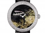 Chanel Mademoiselle Privé Coromandel dial watch, Baselworld 2014