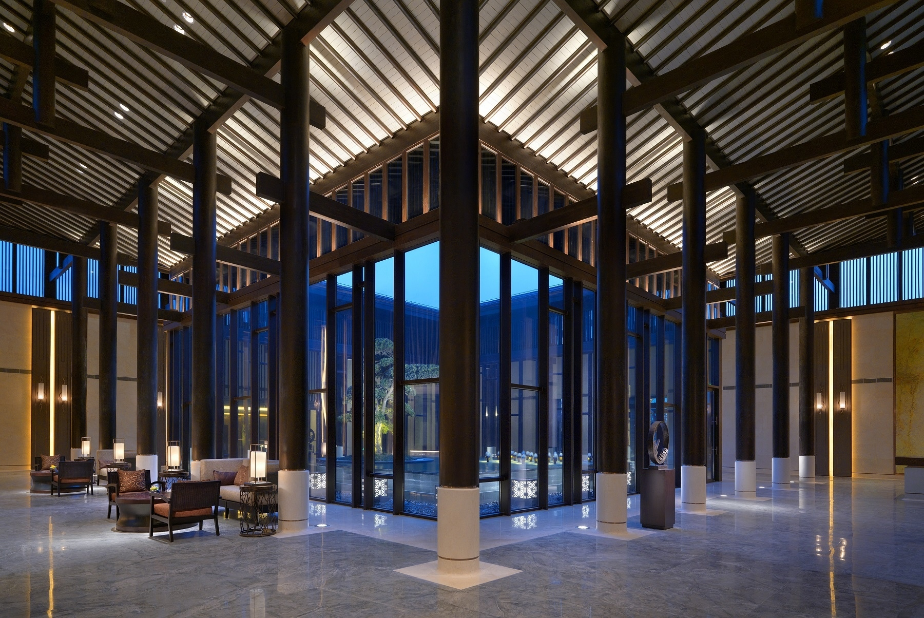 Hyatt_Regency_Chongming_lobby