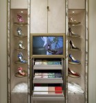 Jimmy Choo new retail concept at Beverly Hills store