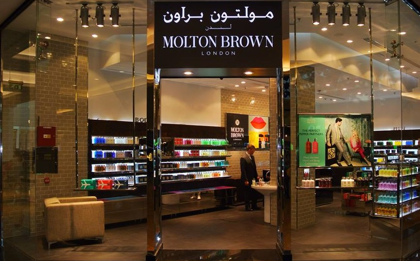 Molton Brown Store Dubai Cpp Luxury